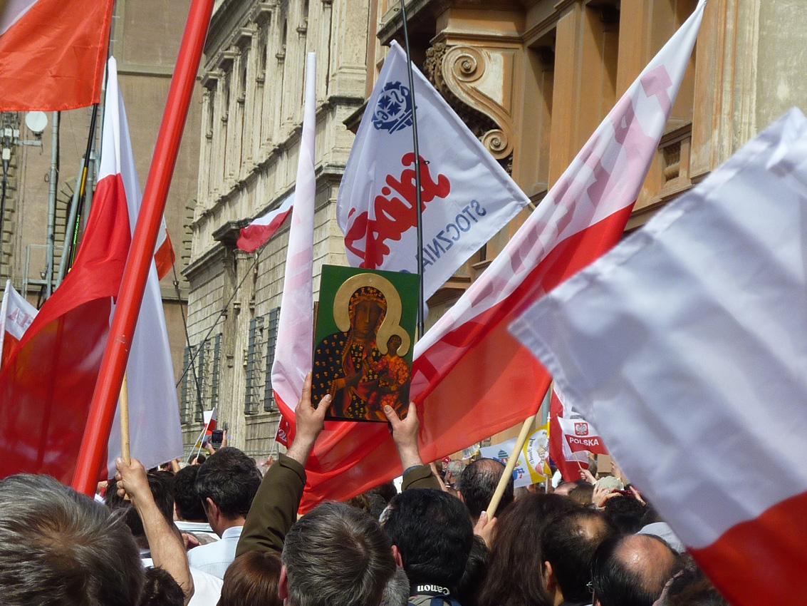 Pielgrzymka – Beatyfikacja Jana Pawła II (1.05.2011)