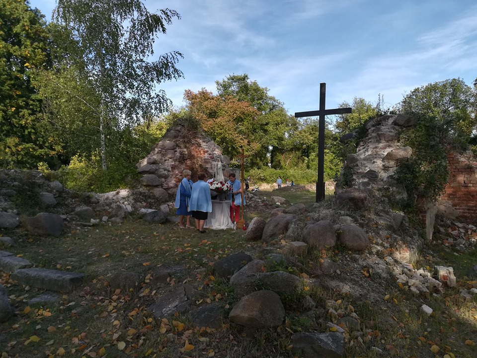 Polska pod Krzyżem w Kostrzynie -Stare Miasto 15. 09. 2019